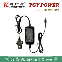 YK-04 5V2A 9V2A 12V1A 24V1A 24Wwaterproof power adapter