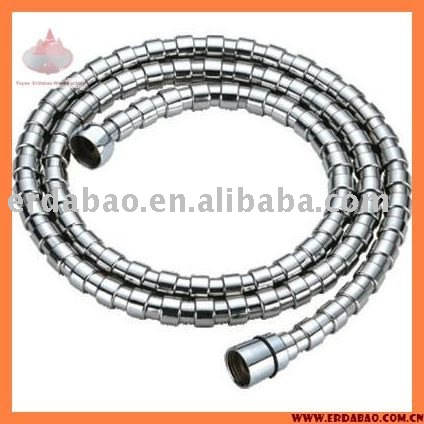 bamboo joint flexible shower hose pipe