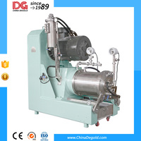 horizontal bead milling machines for inks