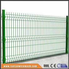 Trade Assurance wire mesh fence for boundary wall