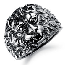 Stainless Steel Lion of Judah Latest Ring Wholesale