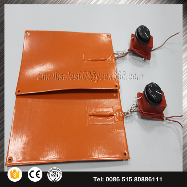 Flexible Silicone Rubber Heater Mat
