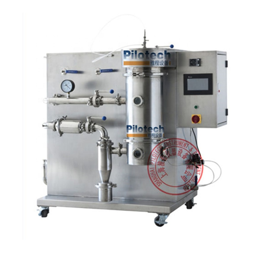 Hot sale used pilot fruit musts spray freeze dryer
