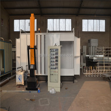 Powder Coating Booth And Batch Curing Oven