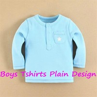 2015 New Arrival Baby Clothes Wholesale In Stock Tshirt Boys Design