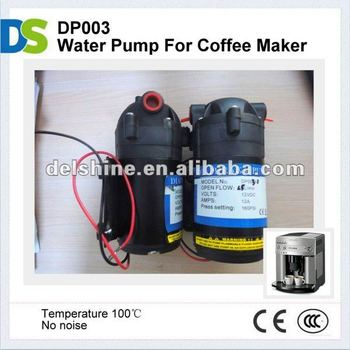 Gm003 Mini Electric Diaphragm Water Pump For Coffee Maker - Buy Water Pump For Coffee Maker,Mini ...
