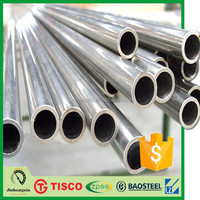 Steel manufacturer 304 decoration tubes thin wall steel tubing stainless steel pipe