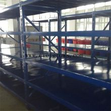 Light Heavy Medium Duty Multi Level Metal Galvanized Wire Mesh Shelving
