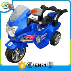 Cheap Price 2 Color Stock Children Motorbike Kids Electric Motorcycle For Kids Ride