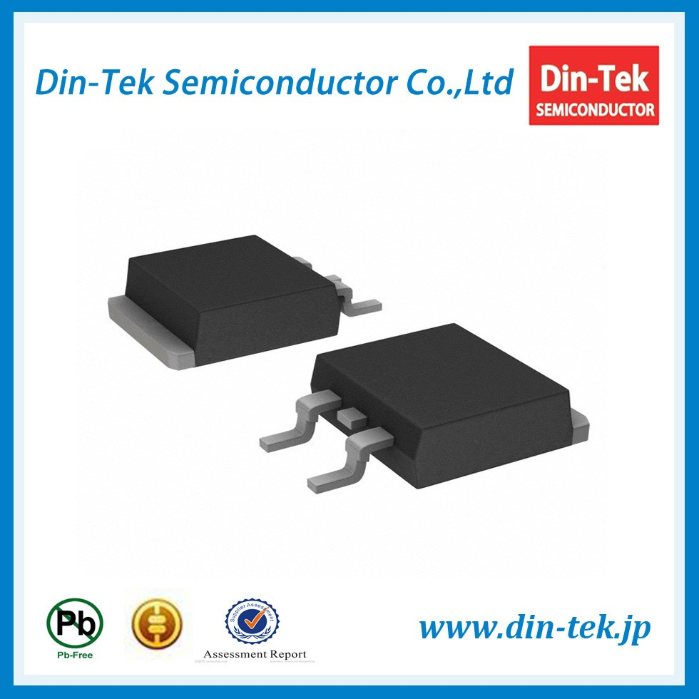 Din-Tek Circuit Board DTU09P10 Intergrated Circuit Mosfet Components