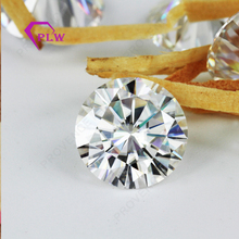 9.25 hardness Test positive loose synthetic moissanite diamond price per carat with high quality guaranteed
