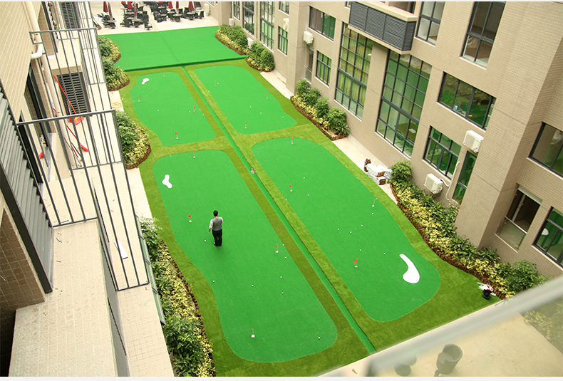 Customized made Golf Green indoor putting green golf course, View ...