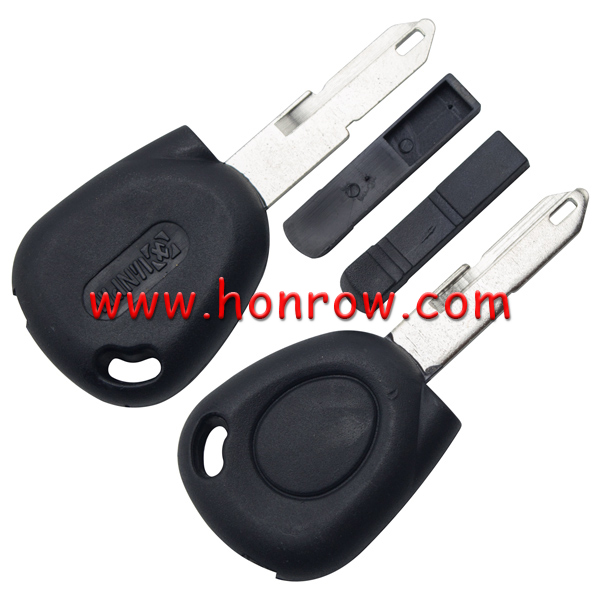 High quality for Renault transponder key blank
