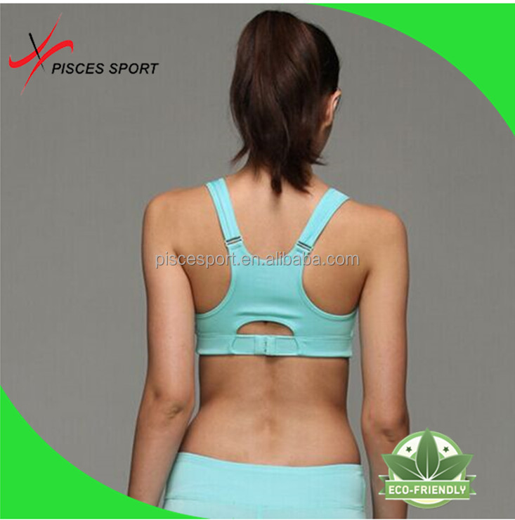 2016 latest design cross back ladies bra imported from China