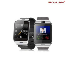 Aplus Smartwatch GV18 Bluetooth Smart Watch With Camera Phone Synchronize Call Messages