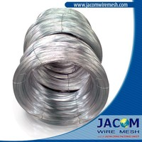 Galvanized Steel Wire Mesh, BWG geuge 11 or 3.05mm, zinc level 60gr/m2, Tensile Strength 600N/mm2