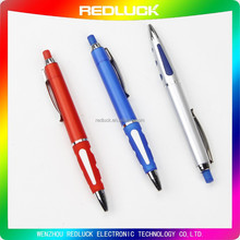 Hot Selling Promotional plastic Erasable pen Erasable ballpen and gel pen with eraser