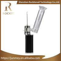 Alibaba china Professional Branded Vaporizer Manufacture wax vaporizer pen Rockit wax and oil vape pen wholesale