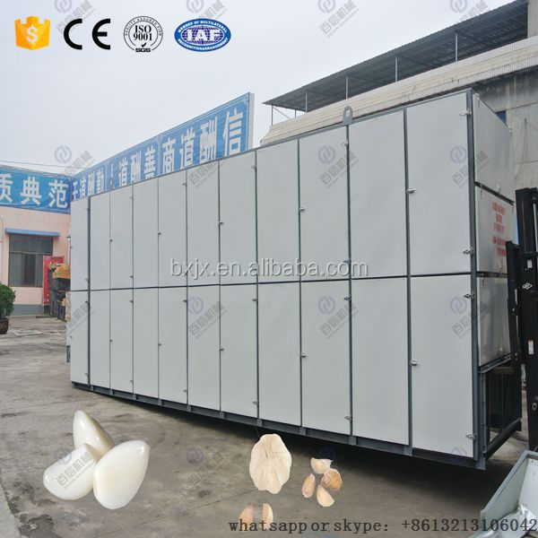 Less Electricity Consumption Vegetable Dryer/Onion/Garlic/Chili Drying Equipment