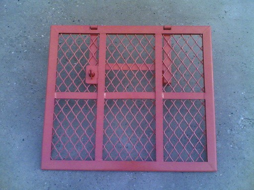 Scaffold Powder Coated Steel Ladder Trap Door/Hatch