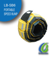 LB-SB6 Lubao High quality road and highdrive Rubber bump breaker