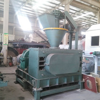 Lime powder briquette machine /desulfurization gypsum ball briquette machine