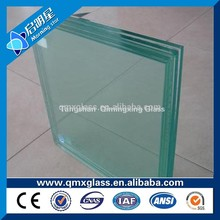 Factory directly sell one way bulletproof glass