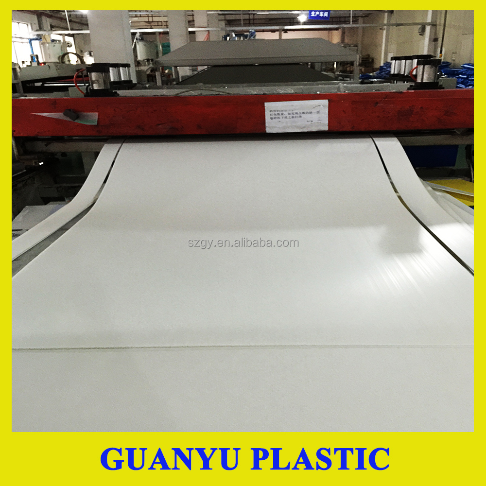 48x96 Corrugated Plastic Sheets 4x8 Coroplast for advertising sign