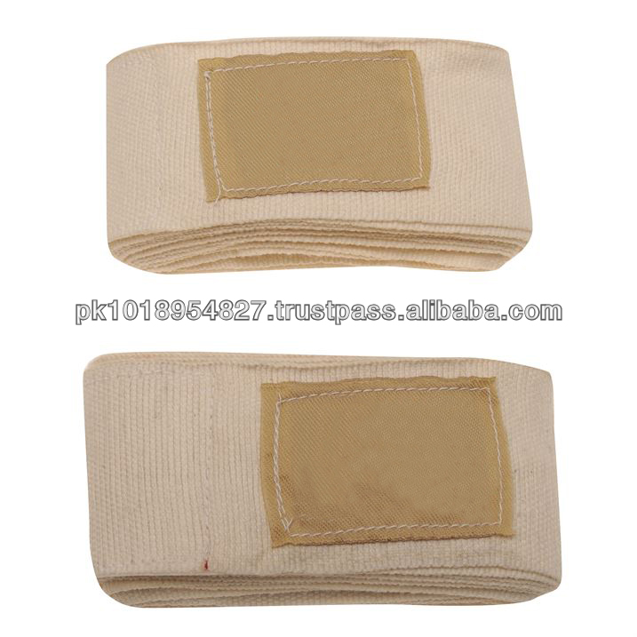 2 pack of Skin Hand wraps hand protector Elastic fit able to put embroidery for custom logo and company names