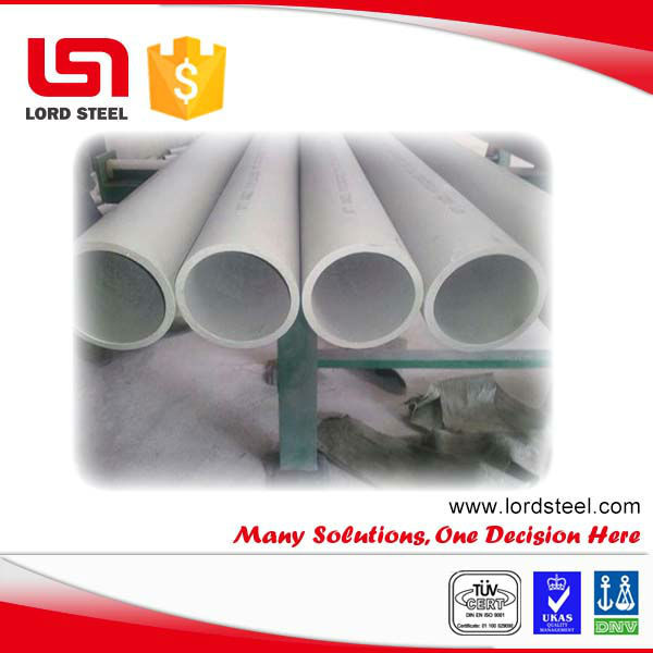 SS316 SS317 stainless steel pickling & passivation seamless pipe