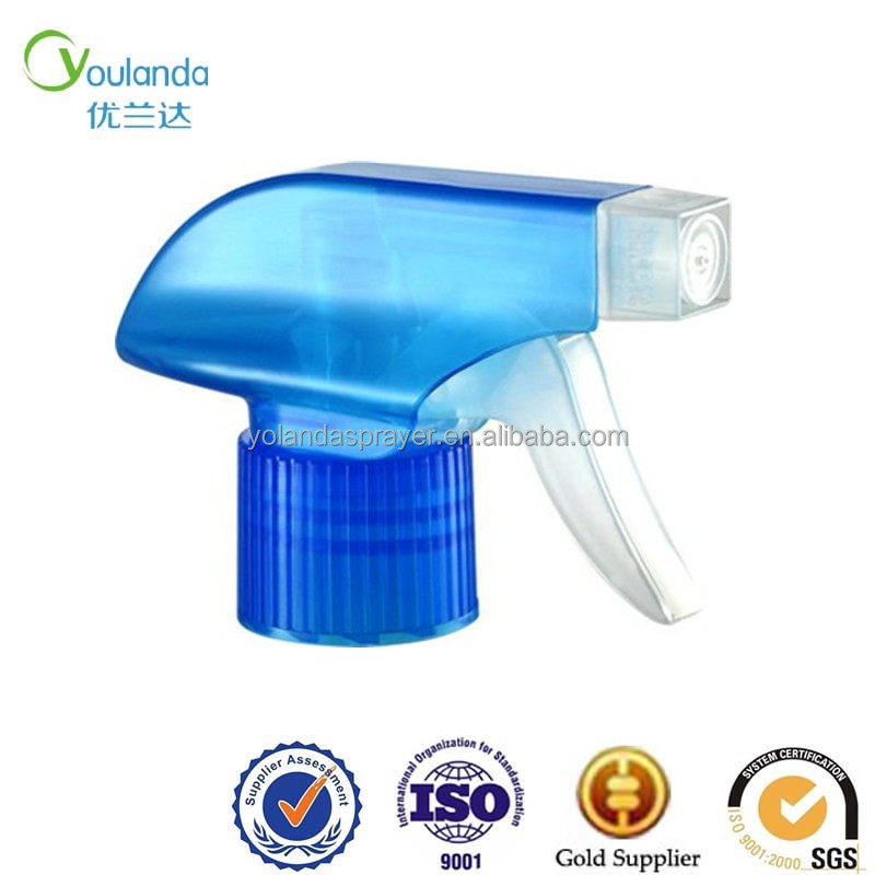 high quality gardening child resistant pp pressure plastic trigger sprayer/water sprayer pump