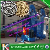 Best selling CE approved wood pellet making machine price, price pellet forming machines
