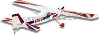 RC Model airplane IBIS 120 & 20-26cc