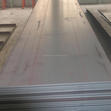 Tianjin ss400 hr carbon steel sheet/plate high structural steel low price per ton