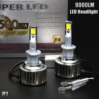 FACTORY BUYER !! 12v 24v bulb h1 h7 h11 24v round led auto headlight car led headlight auto h1 led headlight for FOR BMW AUDI