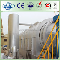 Advance Technology Yongle used tyre pyrolysis plant