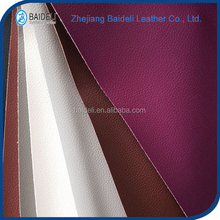 semi PU sofa leather from China factory