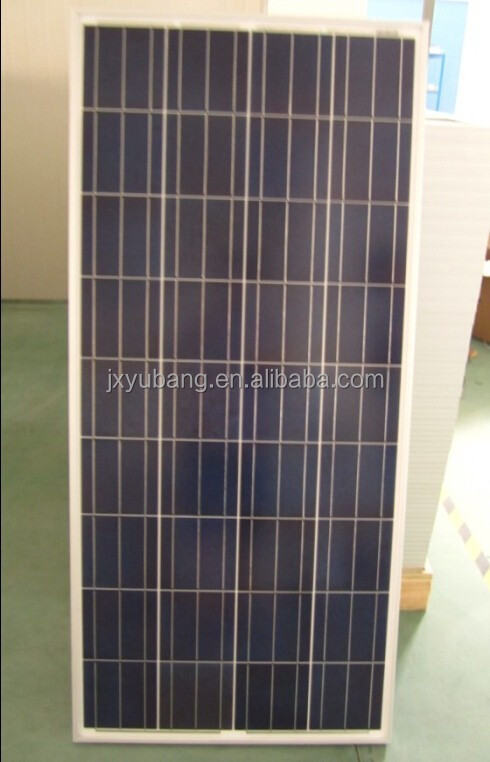 Factory Wholesale YB156P36-120W 12V Poly crystalline solar pv panel CE ISO90012000 solar penal