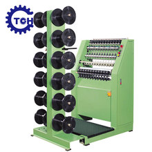 Hot product domestic manufacturers price zipper line wire automatic industrial knitting machine