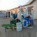 The Best Products Gravity Paddy Separator/mini Rice Mill Line