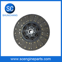 High quality Clutch Disc 1862215032 for Mercedes Truck