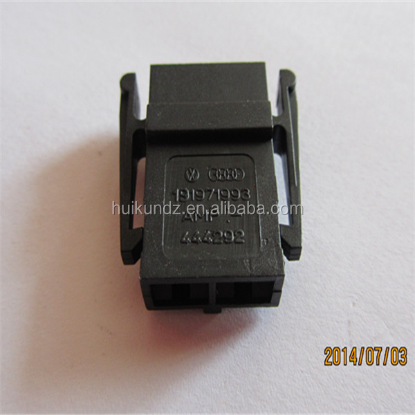 TYCO/AMP 444292-2 2p black power timer connector for automobiles