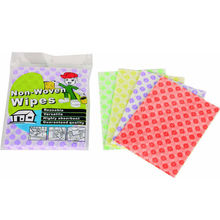 Innovative household products cleaning for kitchen wipes