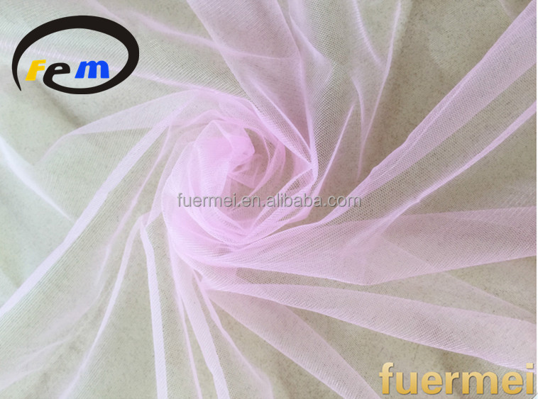 mosquito net material polyester mesh fabric