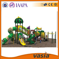 Kids outdoor equipment to play at school and public places in China