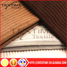 polyester Knit Fabric / Corduroy