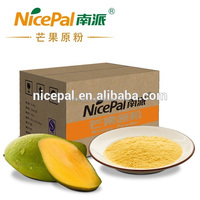Brands mango fruit powder from chinese suppliers