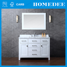 Homedee hot sale white bathroom vanity wholesale