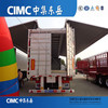 CIMC High Grade Wing Open Van Semi Trailer Semi Trailers