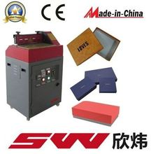 Hot selling rigid paper box making machine